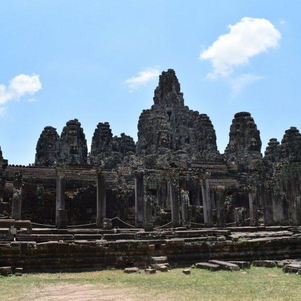 Angkor Thom Angkor Wat Siem Reap