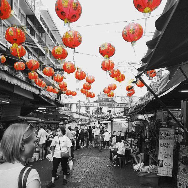 Yaowarat Road CHinatown Things to do Bangkok
