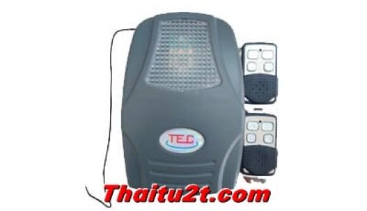 bộ điều khiển và remote cửa cuốn TEC - Newmatic - Techdoor