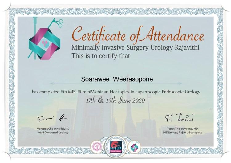 Soarawee Weerasopone