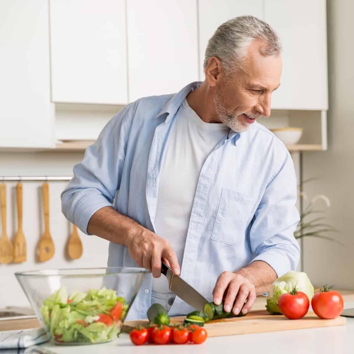 Diets against PCA