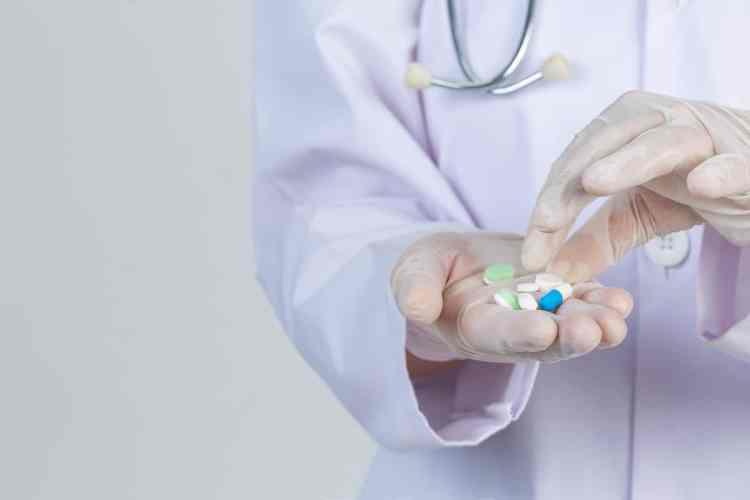 Post circum medication