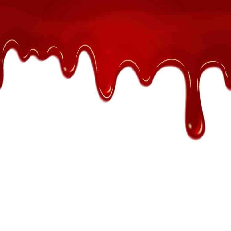 Blood colour