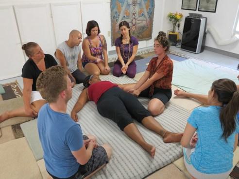 Learn Thai Yoga