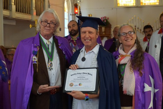 SCNM Graduation November 2019