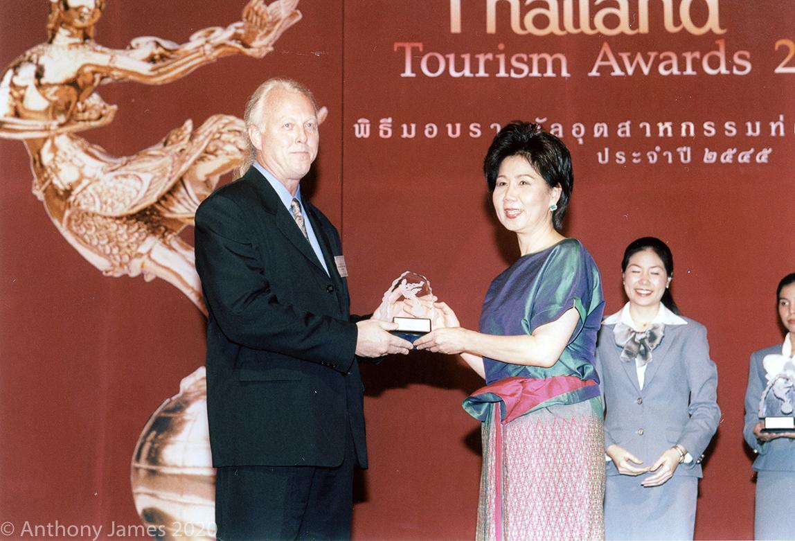 Friends of Thailand Award 2002