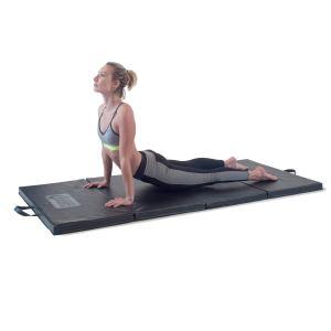 Vinyl Exercise Mat for Thai Yoga