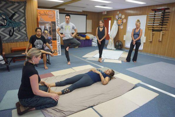 November SomaVeda® Thai Yoga Class