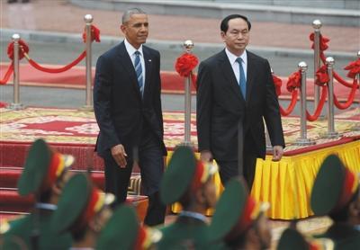 美国解除对越南武器禁售 武器出口须逐笔审议