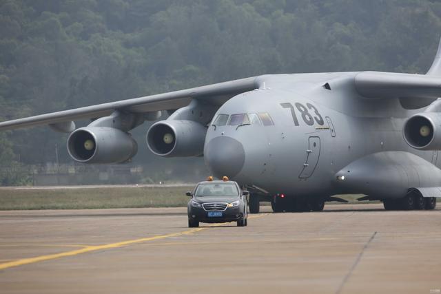 美媒:运20超越伊尔76成全球最大在产军用运输机