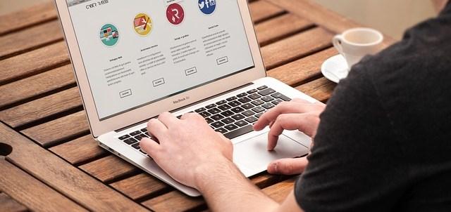 Web designer at Thakur International