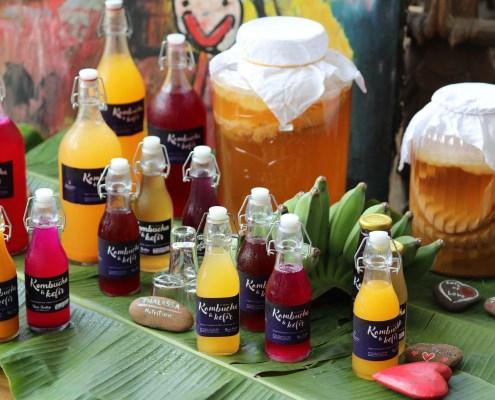 Kombucha Tea Health Benefits