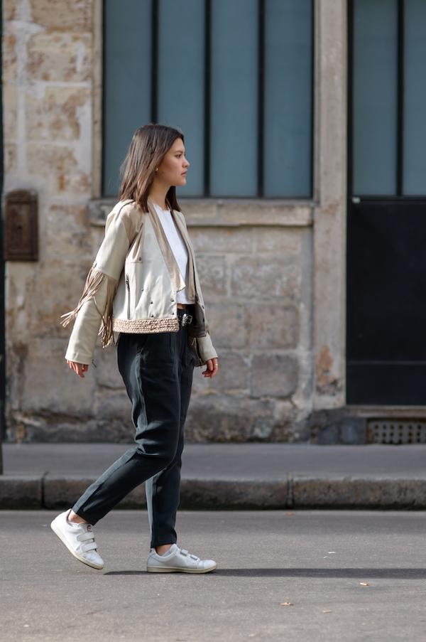 veste a franges thalia etcetera blog mode fashion blogger 9