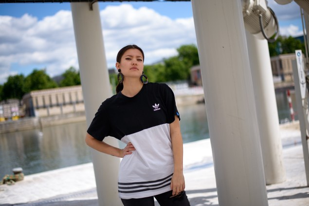 adidas missguided tenue fashion blogger blog mode30