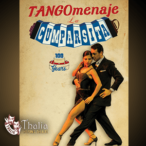 TANGOmenaje: LA CUMPARSITA 100 years