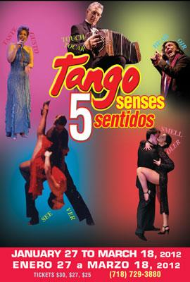 TANGO 5 Senses
