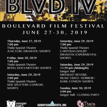 BLVD FILM FESTIVAL IV