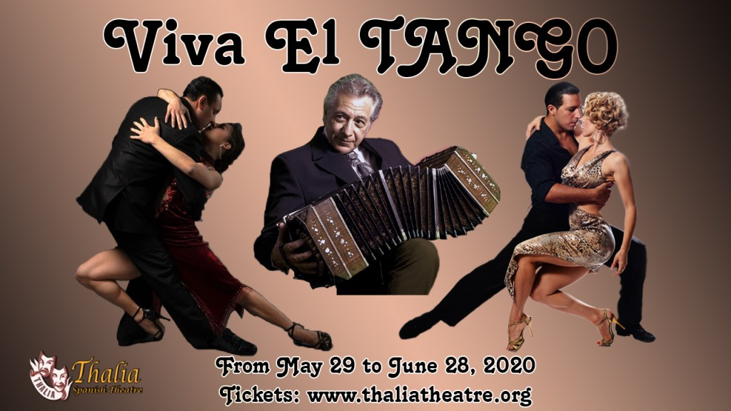 Viva el TANGO show 2020