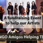 TANGO Amigos Helping Thalia