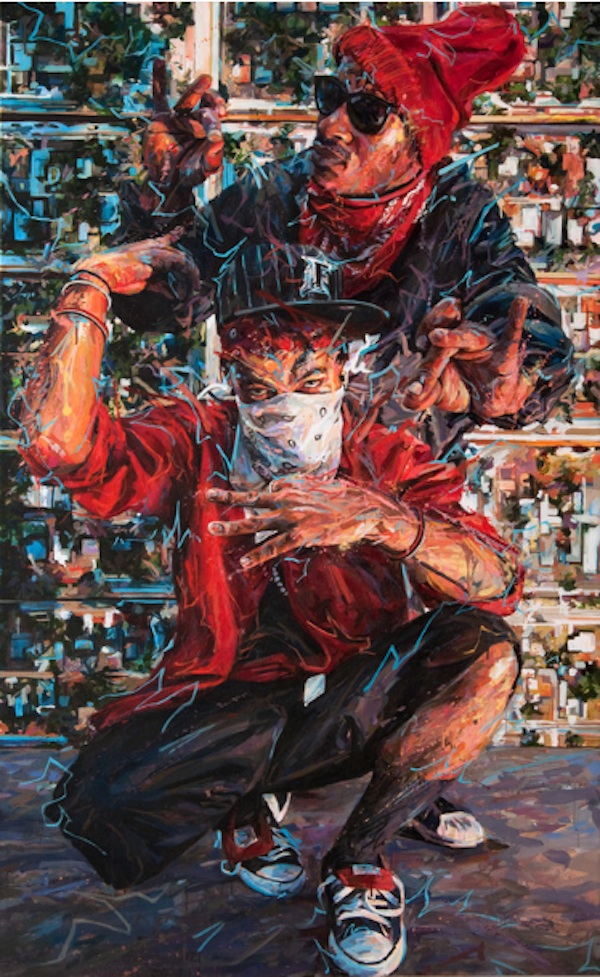 THIS_CRAZY_LIFE_Figurative_Paintings_Of_Gang_Members_by_Michael_Vasquez_2014_11