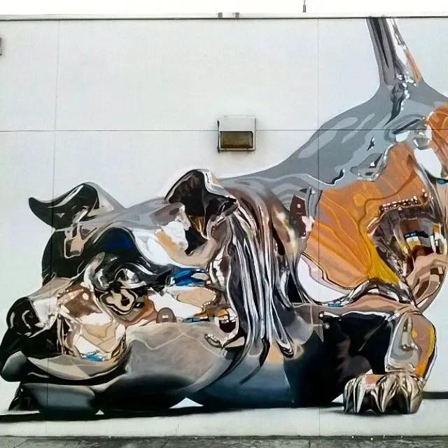 chrome-dog-mural-by-bikismo-art-basel-miami-2014-5