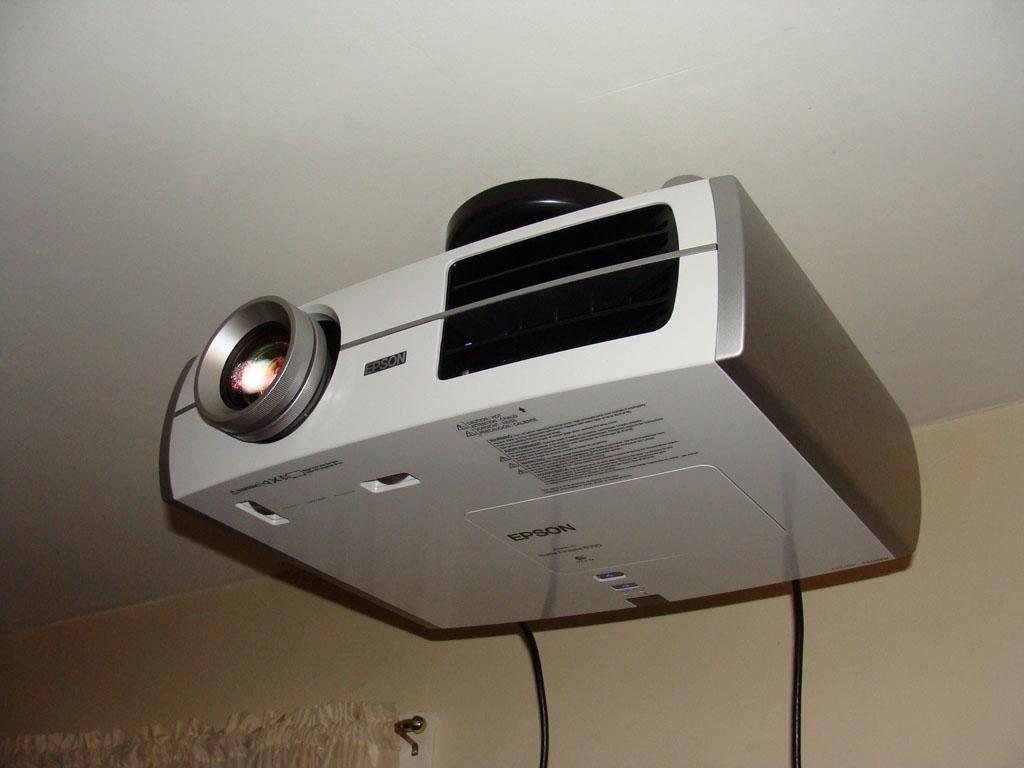 Epson Powerlite Home Cinema 8350 Jon S