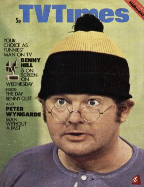 Benny Hill 18 March 1972