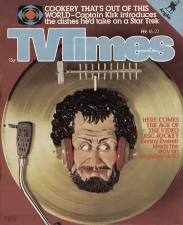Kenny Everett 16 February 1980