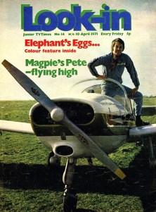 Look In - Magpie 10 April 1971