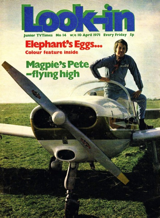 Look In - Magpie 10 April 1971