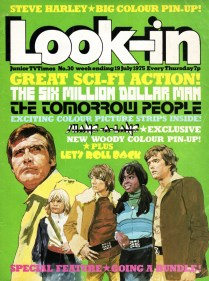 Look In - The Tomorrow People 19 July 1975