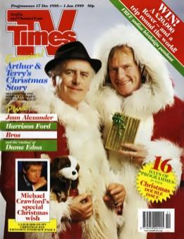 Minder 17 December 1988