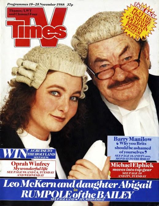Rumpole of the Bailey 19 November 1988
