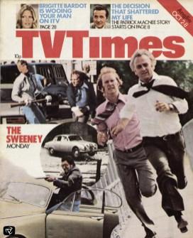 The Sweeney 2 October 1976
