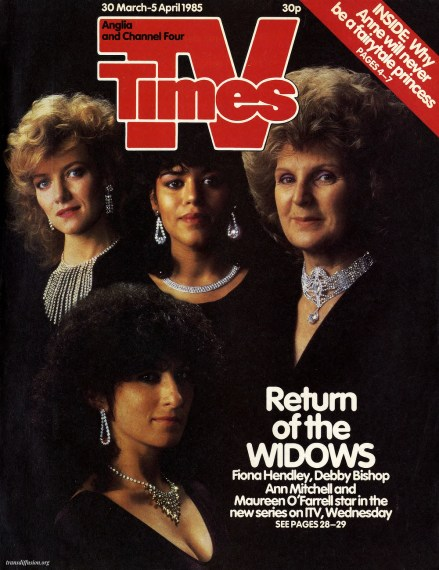 Widows 30 March 1985
