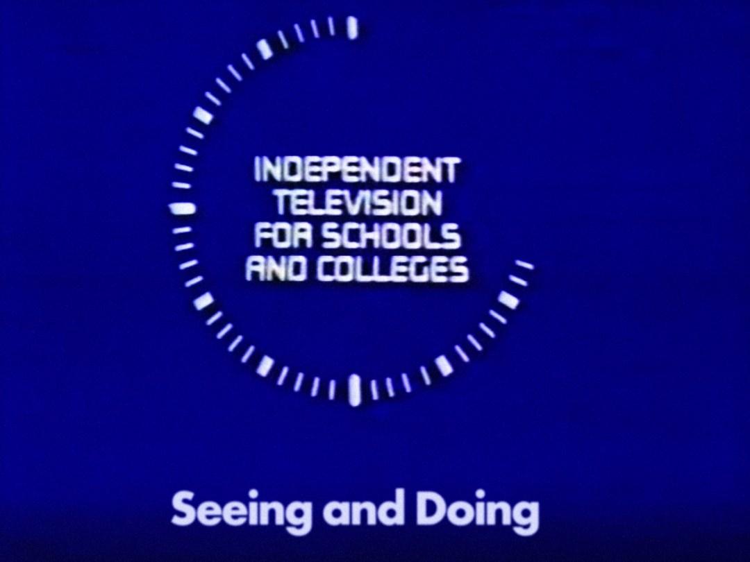 ITV Schools countdown clock