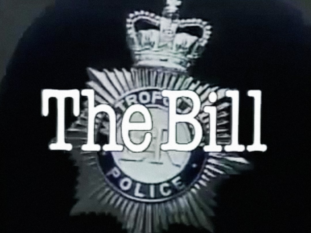 The Bill title card