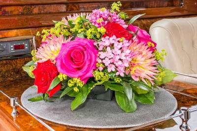 ThamesLimo_Gallery_Flowers