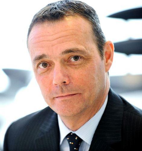 Gordon Scorer CEO of London Wildlife Trust