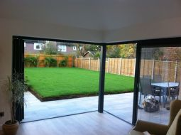 Origin Corner set bifolds