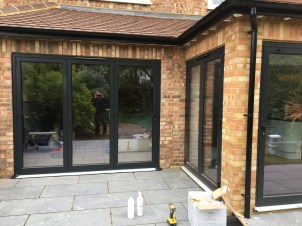 Origin Aluminium Bifolds