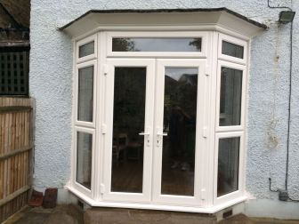 VEKA French door complex