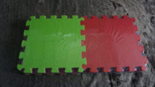 Thảm xốp 30x30 màu trơn