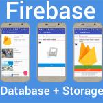 สร้างแอป Android เพื่อทดสอบการใช้งาน Firebase Realtime Database & Firebase Storage