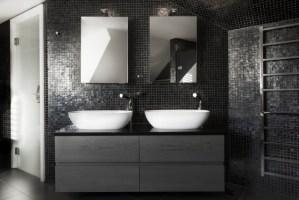 Bad Anthrazit Fein On Andere Für 106 Badezimmer Bilder ...