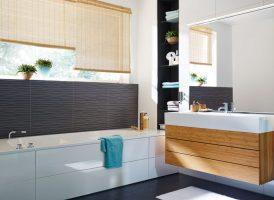 Badezimmer Anthrazit Holz   Thand.info