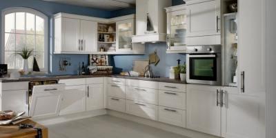 Küchen Weiss Landhausstil Modern Frisch On Und Haus Möbel ...