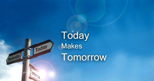 วันนี้เพื่อพรุ่งนี้