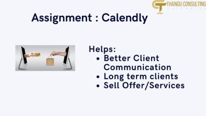 Assignment Thangu Business, Soloprenuer, Tech Workshop