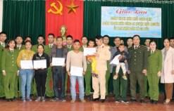 Tuổi trẻ Công an Hải Phòng:  Xung kích, tình nguyện, vì nhân dân phục vụ